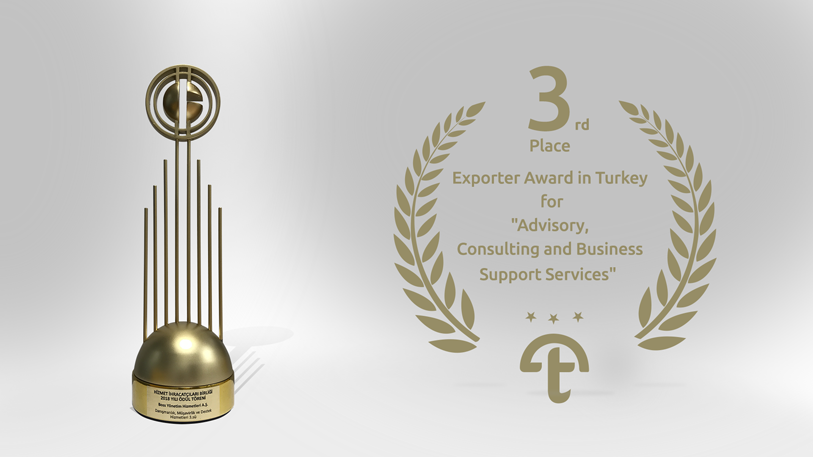 Service Exporters' Association 3rd Prize