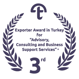 Service Exporters' Association 3rd Prize Winner