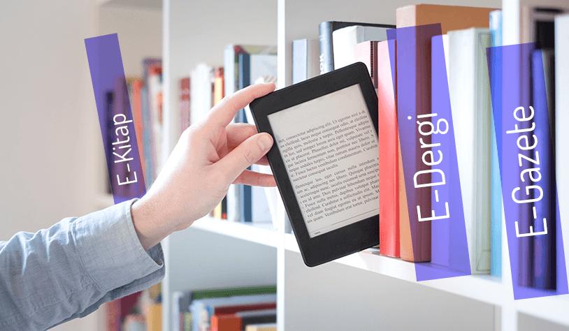 E-Kitap, E-Dergi ve E-Gazetede KDV Oranı Arttırıldı
