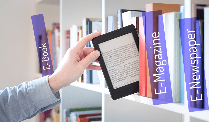 E-Book, E-Magazine and E-Newspaper VAT Rates Have Been Increased