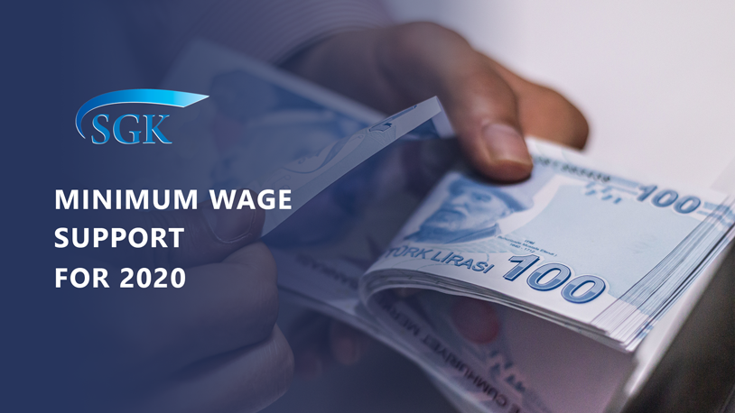 Minimum Wage Support for 2020