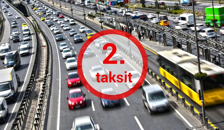 2018 2.Dönem - Motorlu Taşıtlar Vergisi Ödemesi
