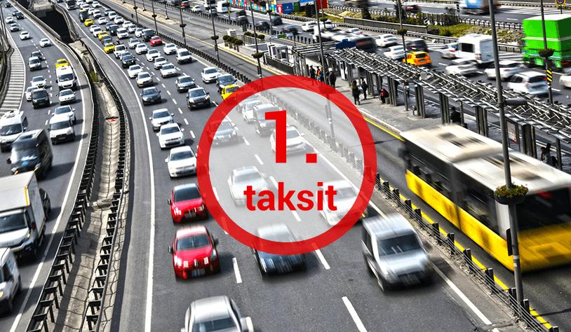 2020 1.Dönem - Motorlu Taşıtlar Vergisi Ödemesi