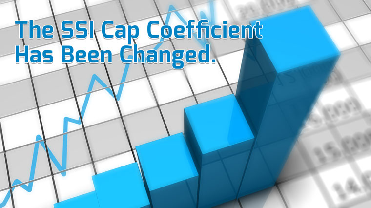 The Social Security Institution (SSI) Cap Coefficient Has Been Changed
