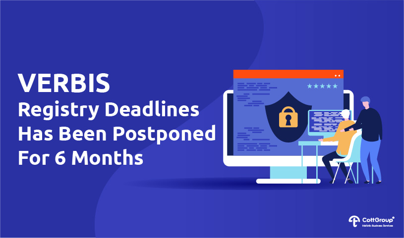 VERBIS Registry Deadlines Has Been Postponed